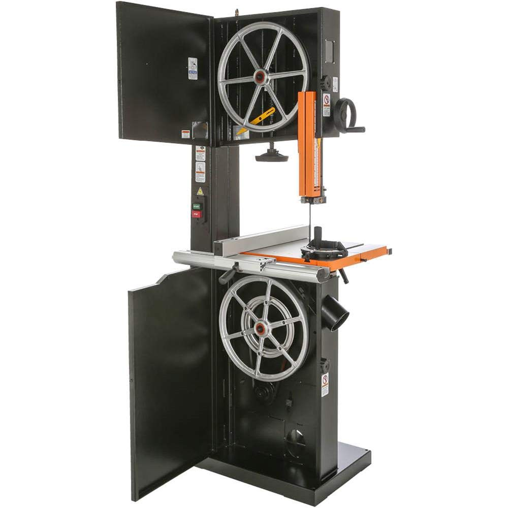 Grizzly G0513ANV 2 HP Bandsaw Anniversary Edition, 17-Inch by Grizzly (Image #3)