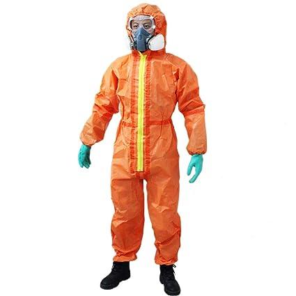 4690 - Mono químico líquido nuclear radiación traje de ...