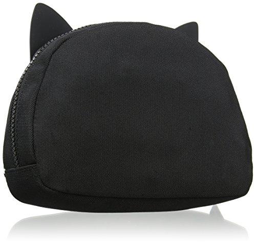 L Monederos Mujer H w Lulu Kooky Guinness Black Cm white Cat black 7x14x19 X TxtqOw4Rt