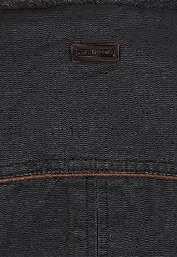 Black The Line Black Walk Jacket Naketano wXqx0w8v