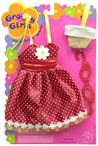 Manhattan Toy Groovy Girls Red She Said Fashion Doll Clothing