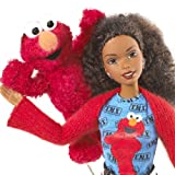Barbie – TMX Elmo and Doll with Gift – African American, Baby & Kids Zone