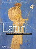 img - for Latin quatri  me eleve (French Edition) book / textbook / text book