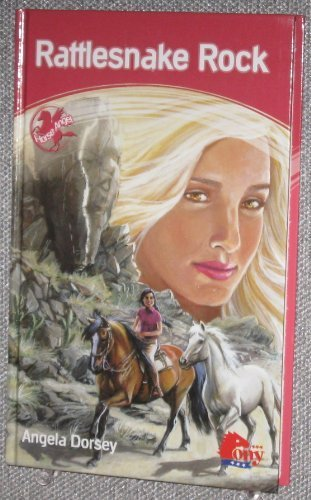 book cover of Rattlesnake Rock