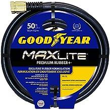Goodyear CGYSGC58050 Maxlite Garden Hose, 50' , Black