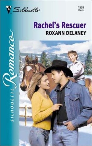 book cover of Rachel\'s Rescuer