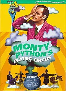 Monty Python's Flying Circus - Complete Series DVD: Amazon.co.uk: John  Cleese, Michael Palin, Eric Idle, Terry Jones, Graham Chapman, Terry  Gilliam, ...