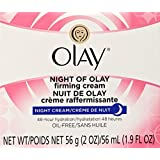 Olay Night Of Olay Firming Cream, 2.0 oz (Pack of 3)