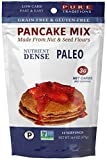On The Go Paleo Pancake Mix Gluten & Grain Free -- 16.8 oz