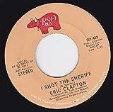 45vinylrecord I Shot The Sheriff/Give Me Strength (7