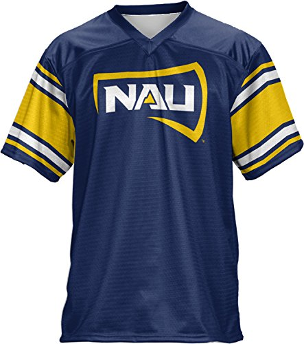 ProSphere Northern Arizona University Men's Football Jersey (End Zone) FCF41 ()