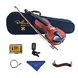 Best Violins - Bailando 4/4 Full Size Handmade Solid Wooden Violin Review