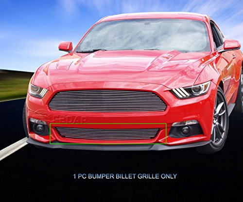 Fedar Lower Bumper Billet Grille Insert for 2015-2016 Ford Mustang GT -