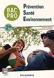 Prévention Santé Environnement (PSE) 2de Bac Pro (2015) - Pochette élève
