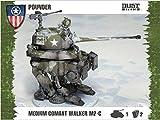 Dust Tactics Model Kit - Medium Com