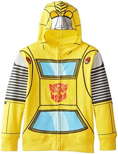Transformers Boys' Bumblebee Boys Costume Hoodie