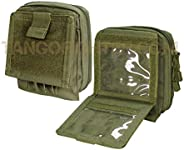Condor Map Pouch MOLLE Olive Drab