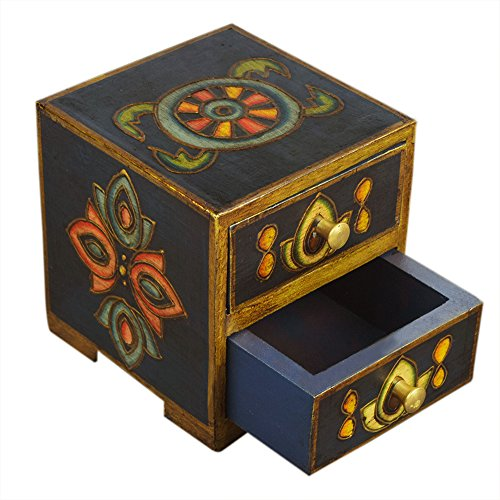 small 2 drawer chest - 1