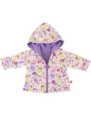 Reversible Hoodie Jacket