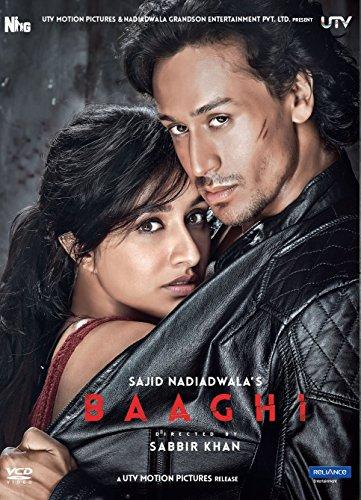 Baaghi Video CD
