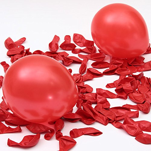 100pcs-10-colorful-air-latex-balloon-wedding-birthday-party-red