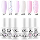 Y&s Gel Nail Polish Review and Comparison
