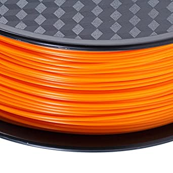 Paramount 3d Abs 1.75mm 1kg Filament mclaren Orange