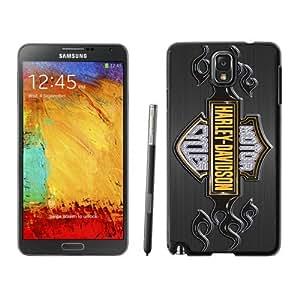 harley davidson logo Black New Personalized Custom Samsung Galaxy Note 3 Case