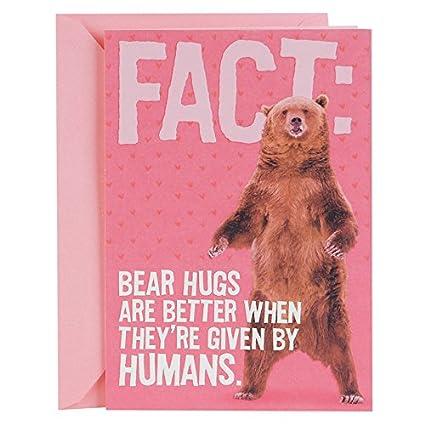 Amazon Com Hallmark Valentine S Day Greeting Card For Kids