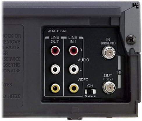 Toshiba M685 4-Head Hi-Fi VCR