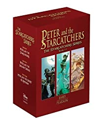 Peter and the Starcatchers: The Starcatchers Series Books 1-3: Paperback Box Set by Barry, Dave, Pearson, Ridley (2009) Paperback