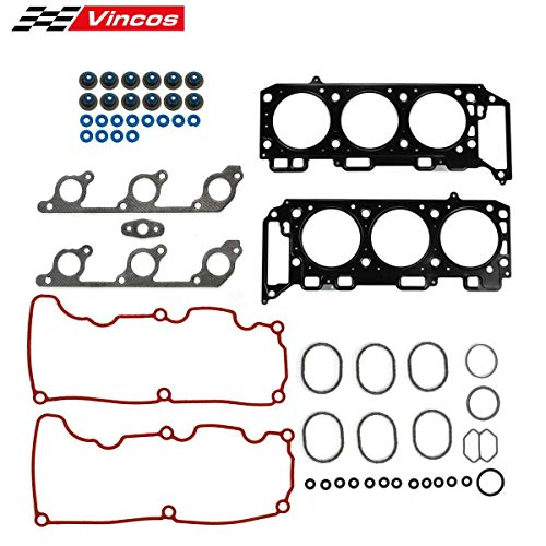 Cylinder Head Gasket Set HS9293PT-2 Replacement for Ford Explorer Ranger/Mazda 2000-2003 4.0 VIN E K