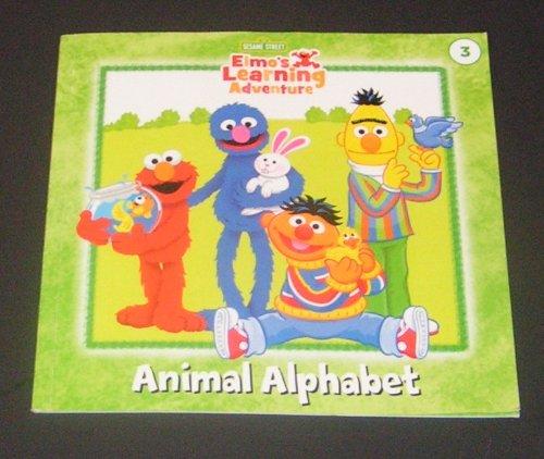 Sesame Street Animals Animals Book Adventures Empatanito