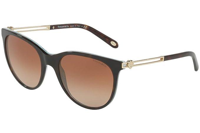 Tiffany 0TY4139 82173B 55, Gafas de sol para Mujer, Azul ...