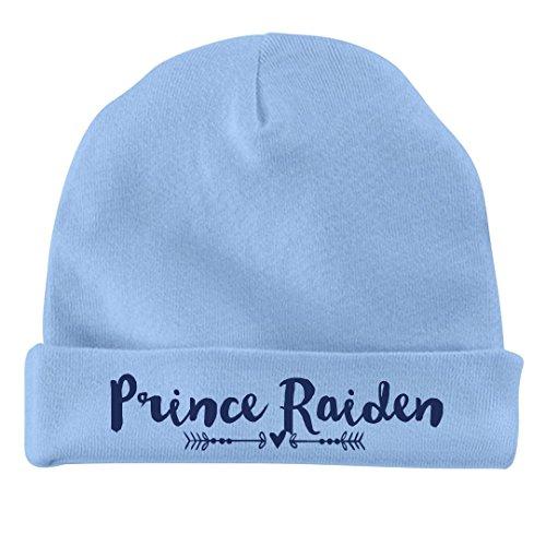 FUNNYSHIRTS.ORG Baby Boy Prince Raiden: Infant Baby Hat