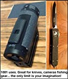 GT-5000-3-strips-Grip-Tape-for-guns-cell-phones-cameras-knives-tools-makes-anything-Grippy