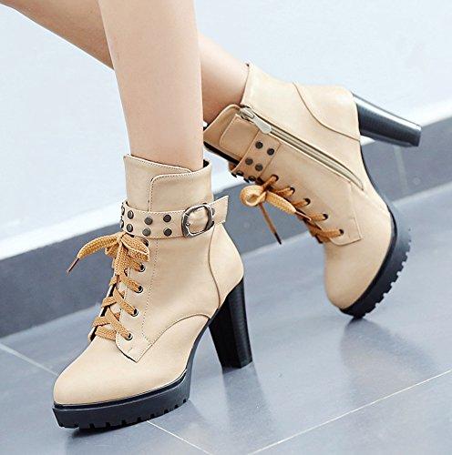 Chaussures Fermeture À Glissière Bout Rond Pour Femmes Bureaux Bella Vita F6n3YIAD
