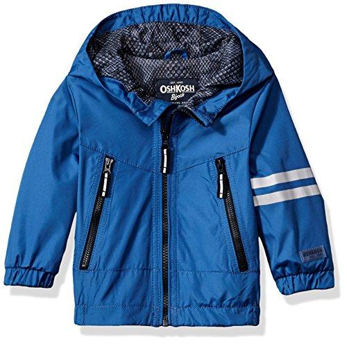 Price comparison product image OshKosh B'Gosh Osh Kosh Baby Boys Mesh-Lined Lightweight Jacket,  Fresh Blue,  24M