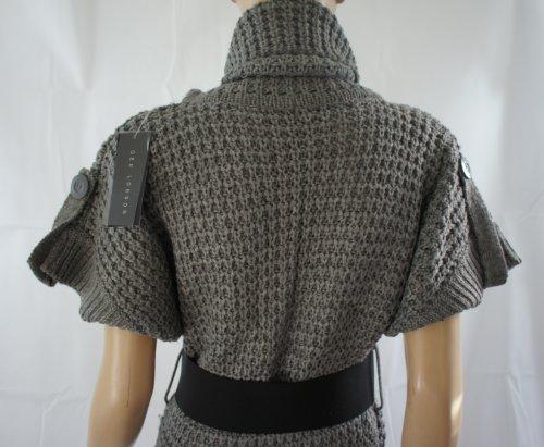Qed London -  Vestito  - fasciante - Maniche corte  - Donna