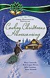 Cowboy Christmas Homecoming: Four Historical Novellas