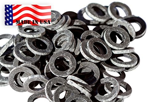 Garden Hose Heavy Duty Rubber Washer 50 pack MADE IN USA use