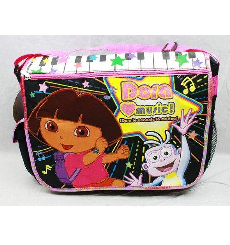 Dora the Explorer Messenger Bag-tote-bag-school