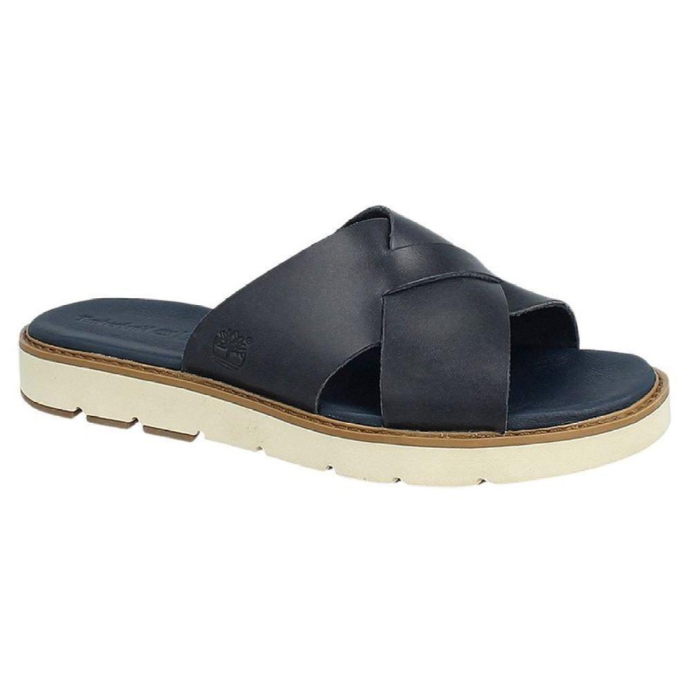 34dea2de1c Timberland Womens A14re Bailey Park Cross Strap Slide Sandal in Medium Brown:  Amazon.co.uk: Shoes & Bags