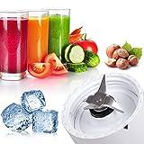 28.000 U/min Smoothie Maker 0,4 PS - BPA Frei und Spülmaschinenfeste Behälter - Standmixer, Smoothiemaker -