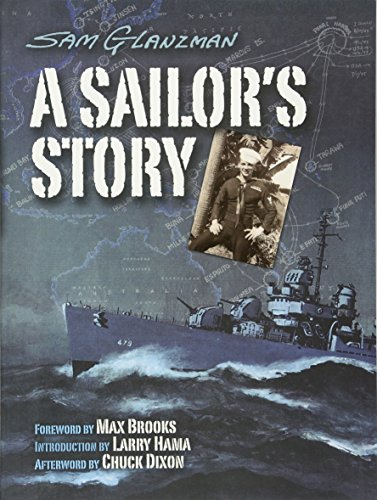 Book cover from A Sailors Story (Dover Graphic Novels) by Sam Glanzman