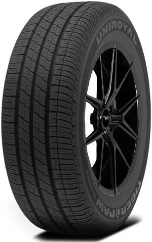 4 New 185//60R14 Uniroyal Tiger Paw Touring AS R14 82H Tires