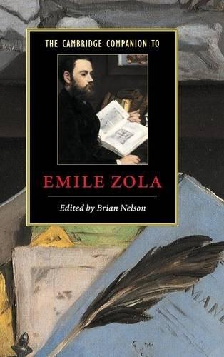 The Cambridge Companion to Zola (Cambridge Companions to Literature)