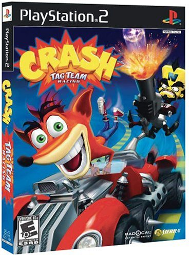Crash Tag Team Racing (Tag Racing Team Crash Bandicoot)