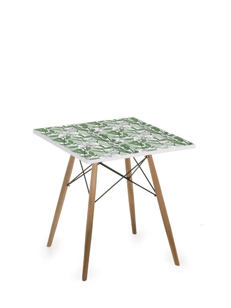 Papel Pintado para Muebles Lavable y Duradero Impreso en Vinilo Textil de alta calidad Panorama Papel Adhesivo para Muebles Geometr/ía Rombo 66x100cm F/ácil Instalaci/ón
