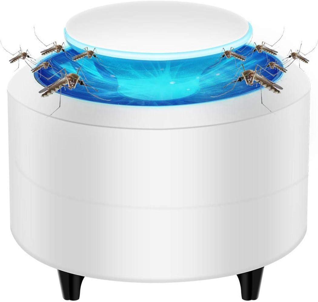 weihill Moskito-Killer M/ückenschutz USB Mute Indoor Moskito-Falle Universalschutz
